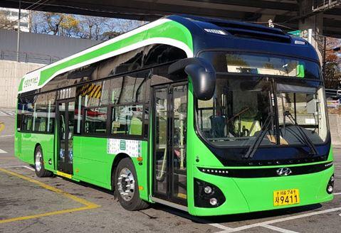 서울시 전기버스 3413 등 연내 3개노선 29개로 확대
